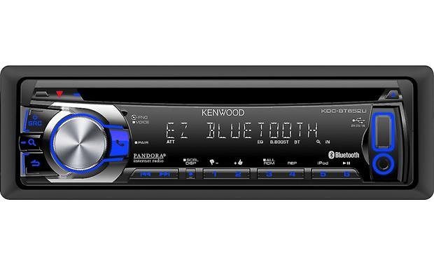 kenwood kdc bt652u cd receiver at crutchfield com rh crutchfield com Kenwood Radios Alpine Car Stereo