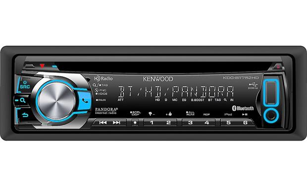 kenwood kdc bt752hd cd receiver at crutchfield com rh crutchfield com Kenwood Bt752hd Firmware Update Kenwood KDC-BT752HD User Manual