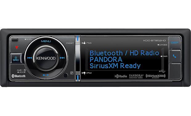 kenwood kdc bt952hd cd receiver at crutchfield com kenwood kdc bt952hd front