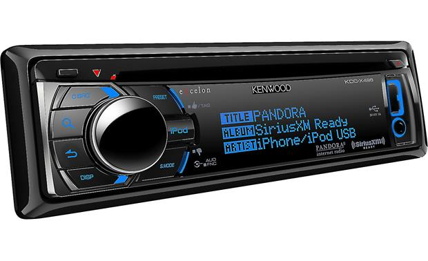 Kenwood Excelon KDC-X496 Other