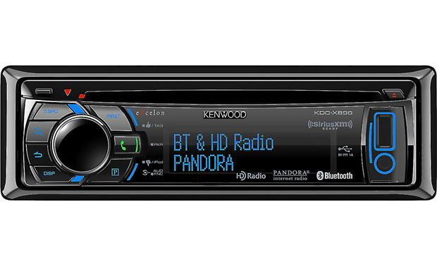 kenwood excelon kdc x896 manual