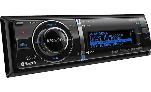 Kenwood Excelon KDC-X996