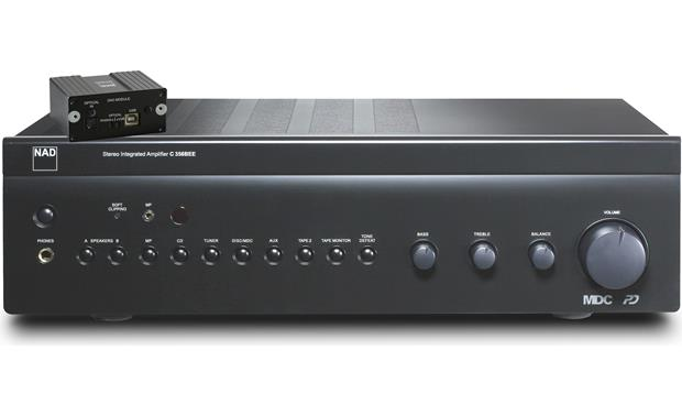NAD C 356DAC Front