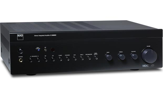NAD C 356DAC Front, higher, from left