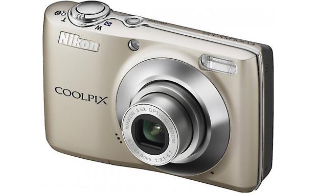 nikon coolpix l24 silver 14 megapixel digital camera with 3 6x rh crutchfield com L24 Turbo L24 Engine
