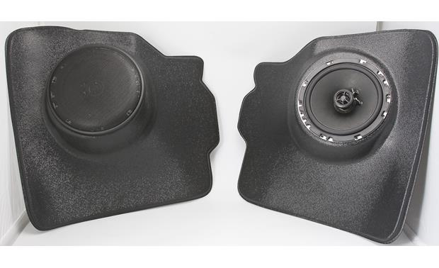 RetroSound VWKPB Kick Panel Enclosures