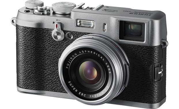 fujifilm finepix x100 12 3 megapixel digital camera with fixed 23mm rh crutchfield com Fuji X100 Tips 2012 Fuji Instax Camera