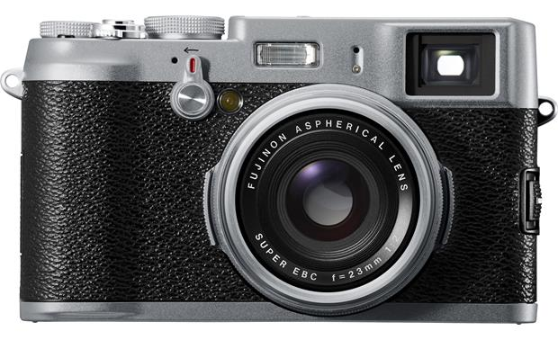 Fujifilm FinePix X100 Direct front view