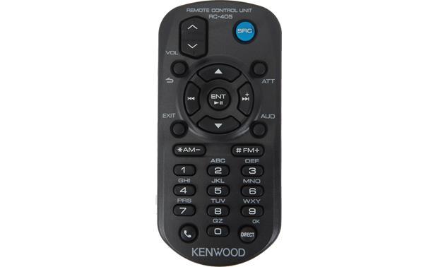 Kenwood KDC-HD548U on