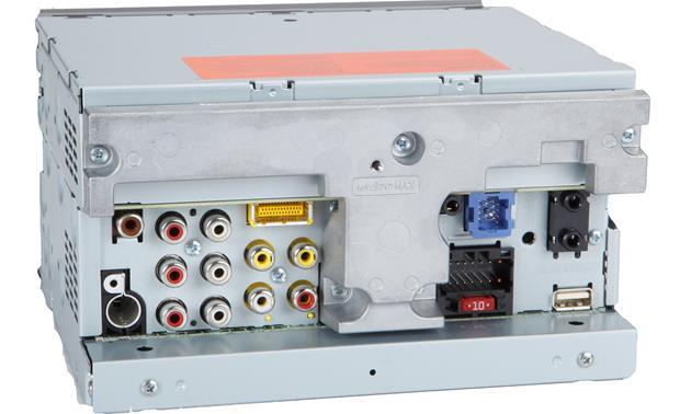 Pioneer AVH-P4300DVD DVD receiver at CrutchfieldCrutchfield