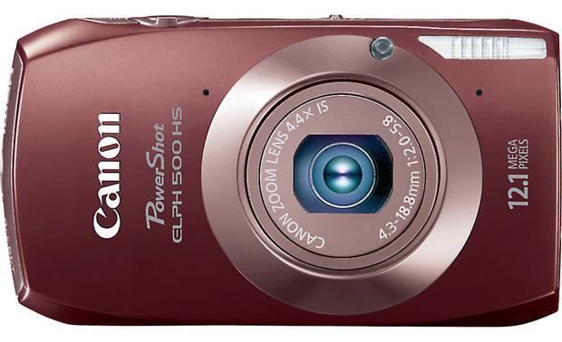 Canon PowerShot Elph 500 HS Other