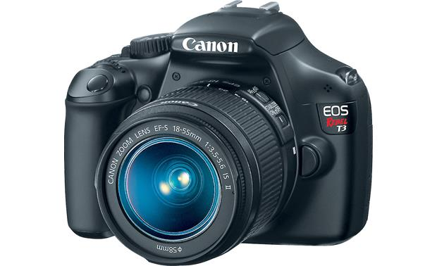 Canon EOS Rebel T3 Kit Front