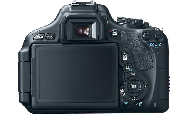 Canon EOS Rebel T3i Kit