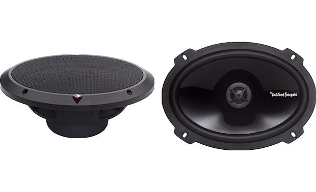Rockford Fosgate Punch P1692 Front