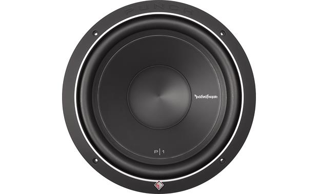 Rockford Fosgate Punch P1S4-12 Other