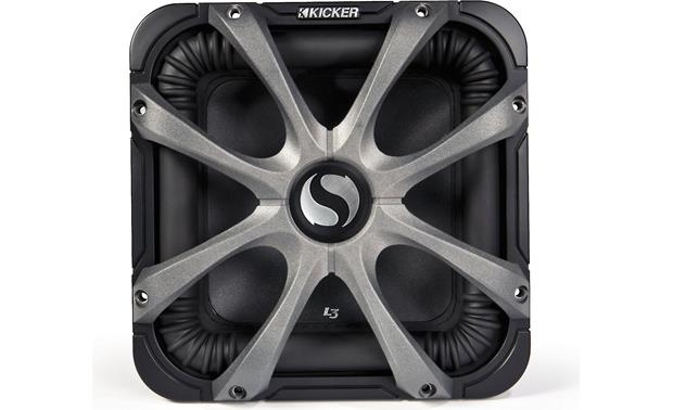 Kicker Solo-Baric® L3 Series 11S12L34 Grille sold separately