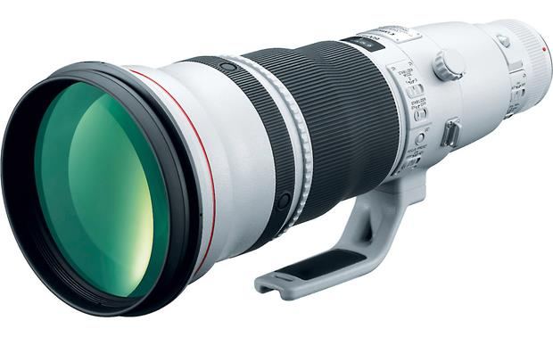 Canon EF 600mm f/4L IS II USM Front