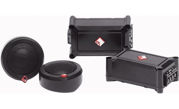 Rockford Fosgate Punch P1T-S Front