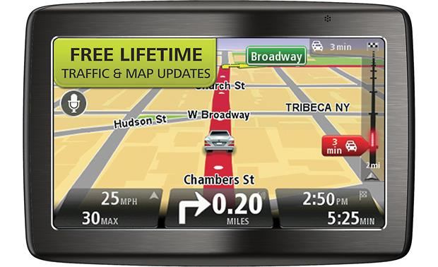 TomTom VIA 1435 TM Other