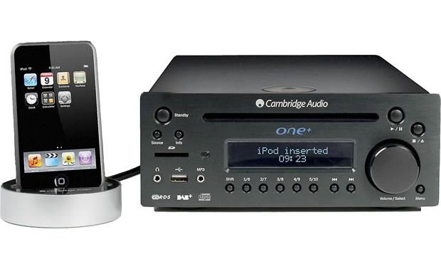Cambridge Audio One+ Black, iPod not included