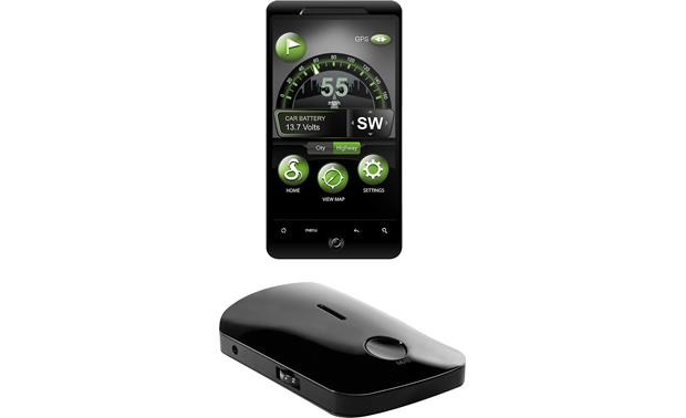 Cobra iRadar Detector Phone not included