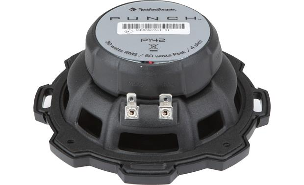 Rockford Fosgate P142 Back