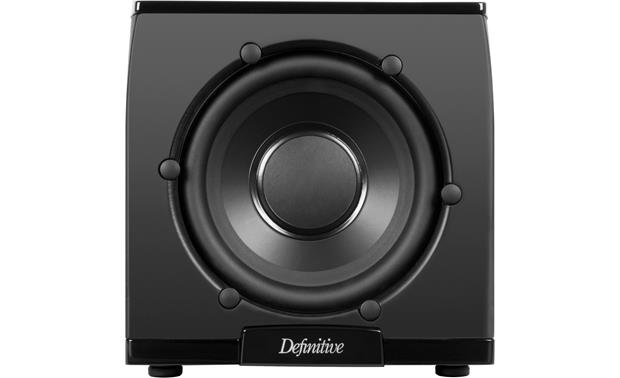 Definitive Technology SuperCube 2000 Front with grille off