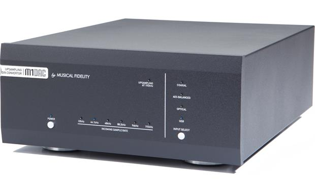 Musical Fidelity M1DAC Front