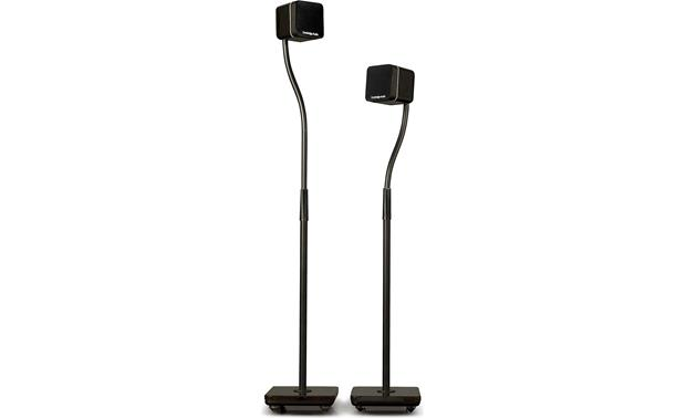 Cambridge Audio Minx 600P Adjustable Floor Stands Shown with Minx Min 10s - not included