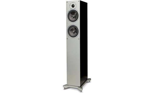 Cambridge Audio S70 Black, with grille off