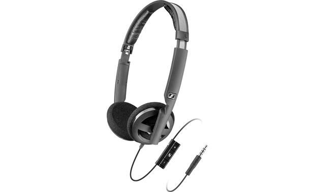 Sennheiser PX 100-IIi Lightweight, on-ear design with 3.5mm stereo miniplug