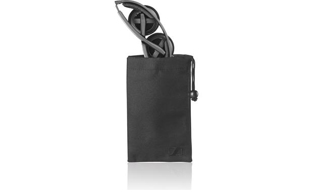 Sennheiser PX 100-IIi Folding design and included carry pouch