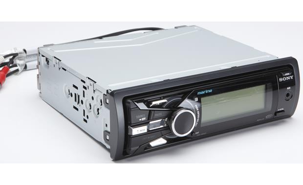 SONY DSX-MS60 MARINE FM AM DIGITAL RADIO FACEPLATE ONLY