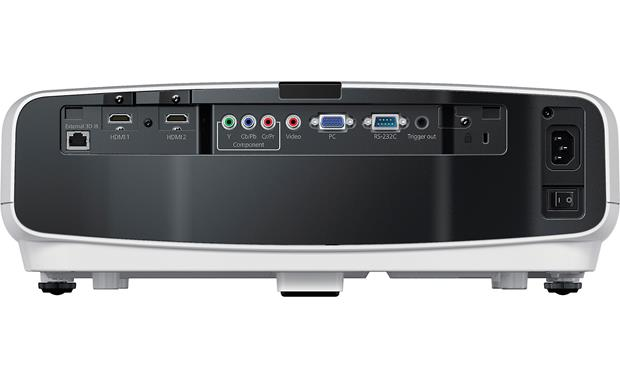 Epson PowerLite® Home Cinema 5010 Back