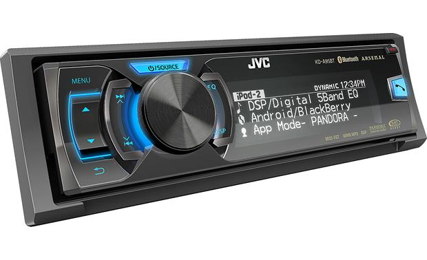 JVC Arsenal KD-A95BT Other