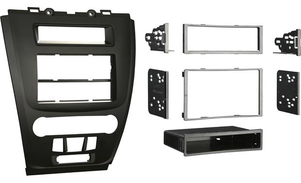 Ford//Mercury Metra 99-5821S Single//Double DIN Install Dash Kit for Select 2010