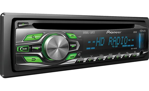 Pioneer DEH-4400HD Other