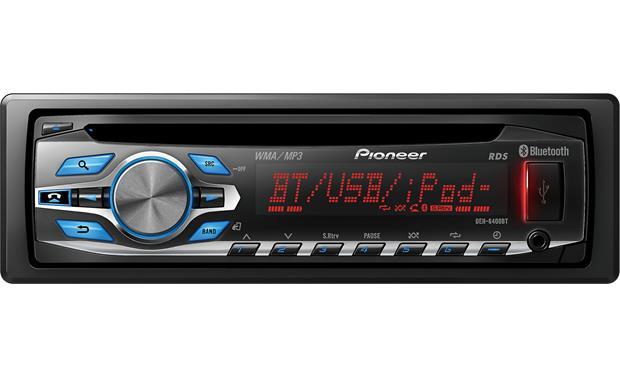 Pioneer DEH-6400BT Car Audio Windows 7