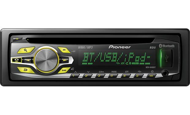 Pioneer DEH-6400BT Other