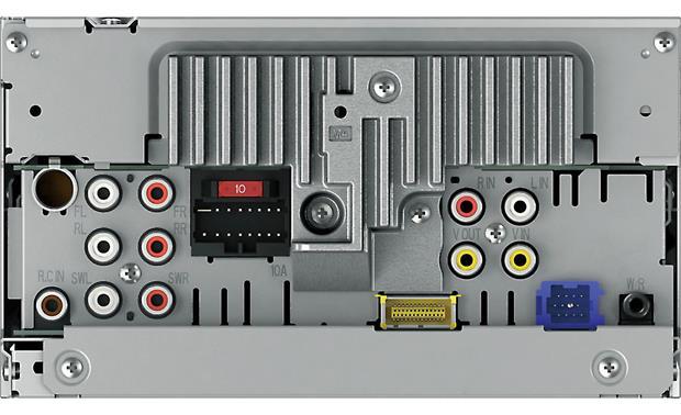 Pioneer AVH-P1400DVD DVD receiver at Crutchfield on
