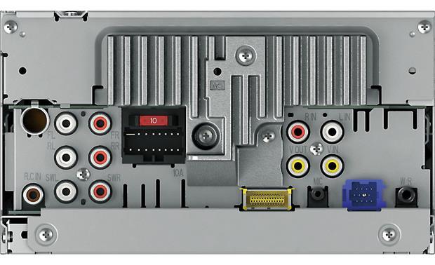 Pioneer Avh P2400bt Dvd Receiver At, Pioneer Avh2300dvd Wiring Diagram