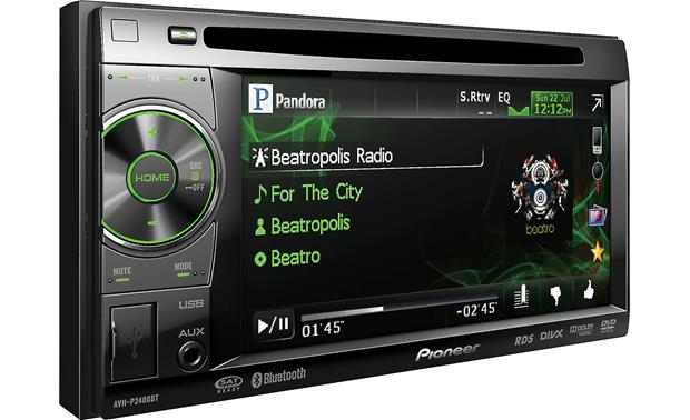 Pioneer AVH-P2400BT Other