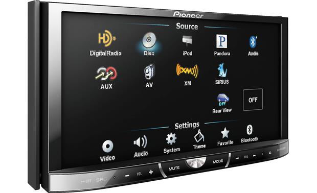 pioneer avh p4400bh dvd receiver at crutchfield com pioneer avh p4400bh other