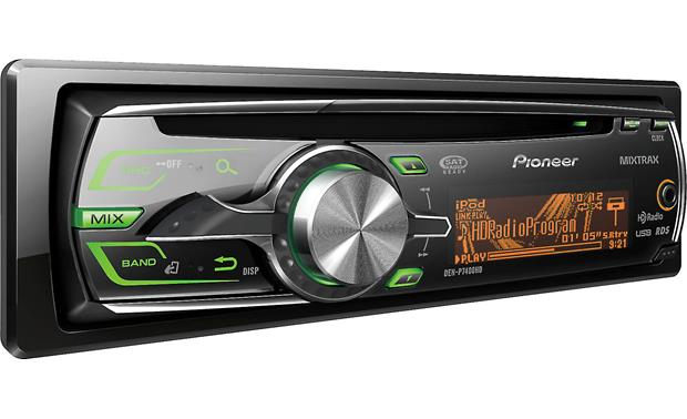 Pioneer DEH-P7400HD Other