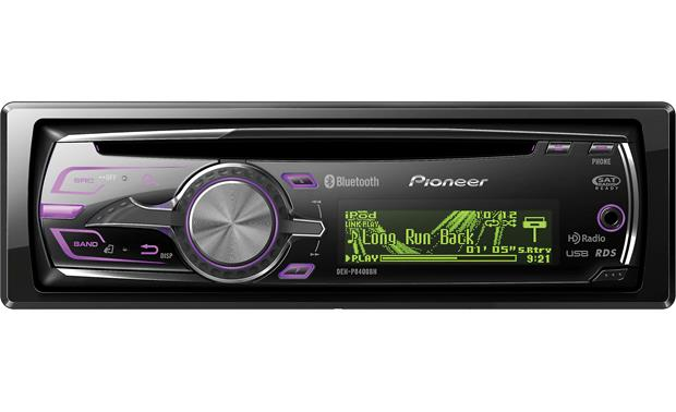 Pioneer DEH-P8400BH Front