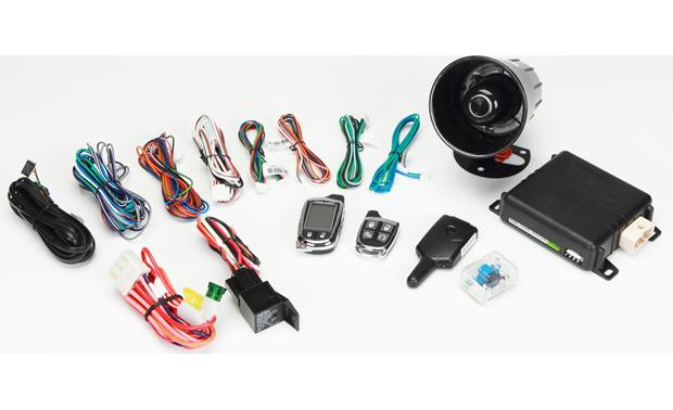 Code Alarm Ca6552 Car Security  Keyless Entry  Remote Start