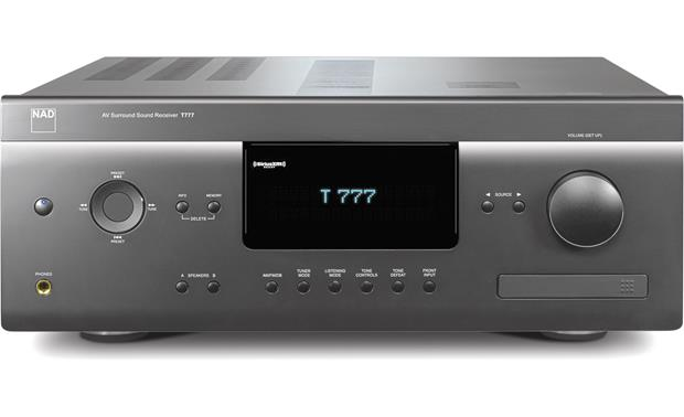NAD T 777 Front