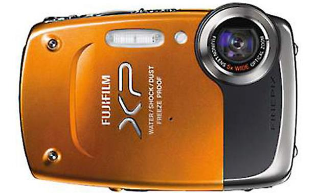 fujifilm finepix xp20 orange tough style 14 megapixel digital rh crutchfield com