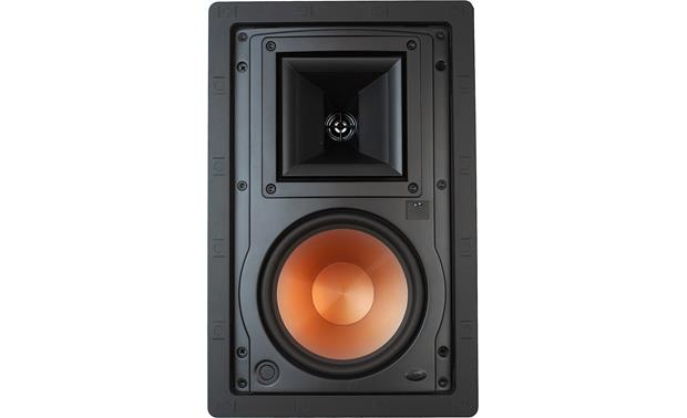 Klipsch R-3650-W II Front (Grille included, not shown)