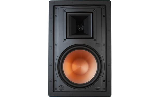Klipsch R-3800-W II Front (Grille included, not shown)
